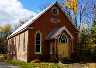 Grace United Church - Rupert, QC
