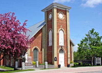 St. Andrew's United Church - Cumberland