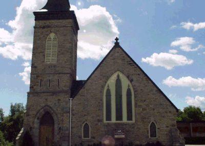 Christ United Church, Lyn