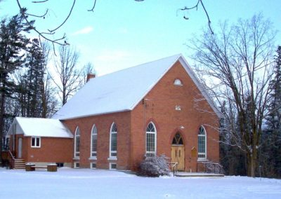 Grace United Church, Admaston