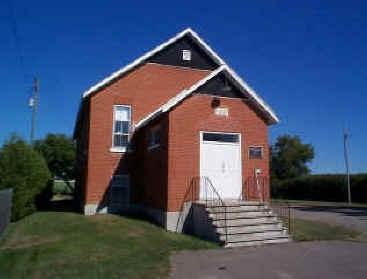 Haley United Church