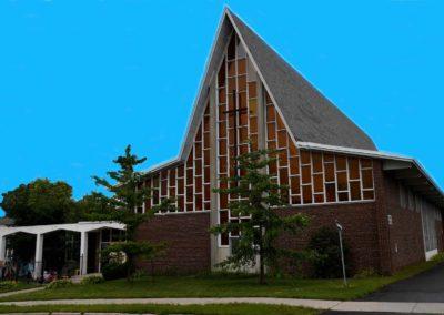 Woodroffe United Church