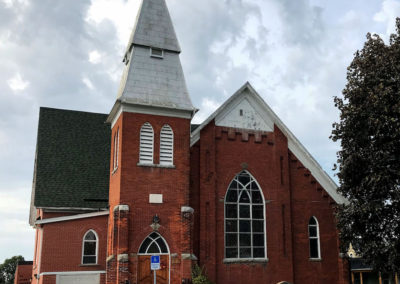 St. John's United Church - Cardinal