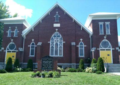 Osgoode Baptist and Vernon United Church