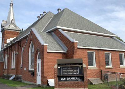 Zion Evangelical United Church